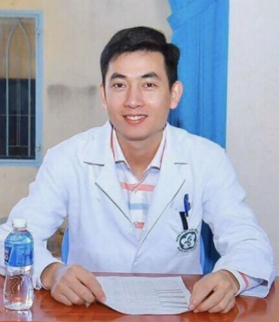 Bác sĩ nội trú Vũ Xuân Phước