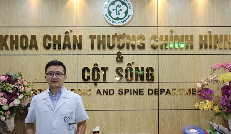 Bác sĩ Lê Đăng Tân