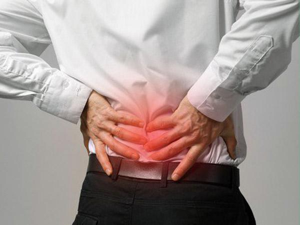Biểu hiện của đau thắt lưng