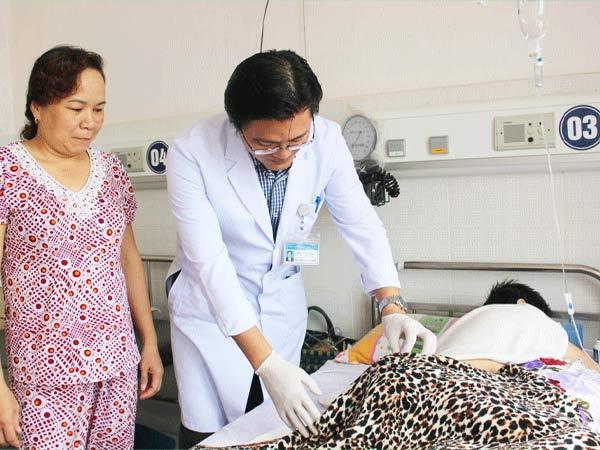 Bệnh nhân liệt giường có khả năng bị loét tỳ đè cao