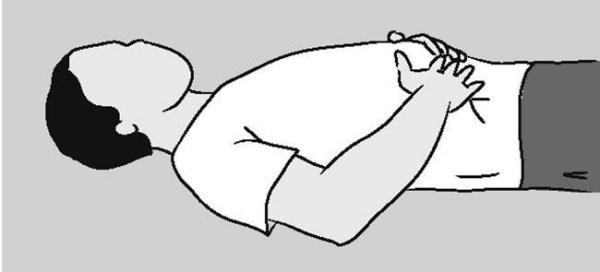 Co giãn cơ vùng bụng (HÌNH 3)